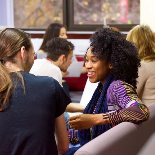 MA Intercultural Business Communication