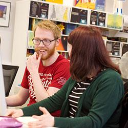 Intercultural Business Comms students