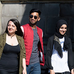 MA Social Policy students